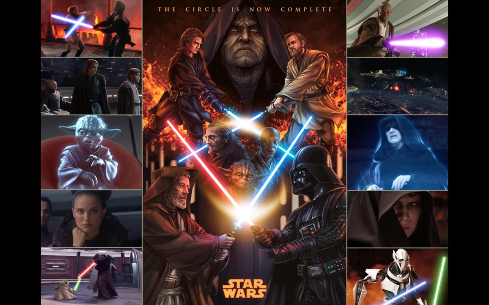 star wars image carousel iv