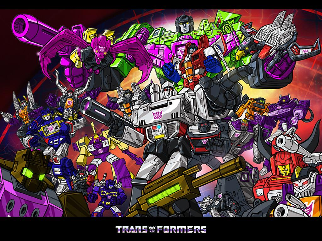 Transformers Slideshow Images