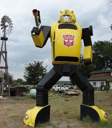 bumblebee transformers 1